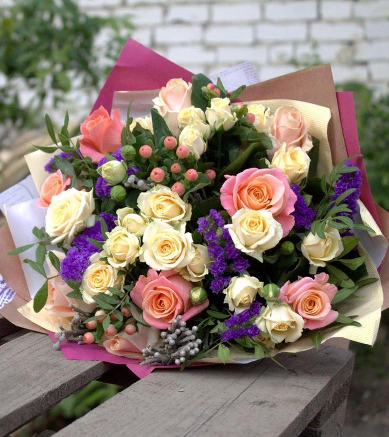 Цветы новая, самая дешевая доставка цветов за рубеж